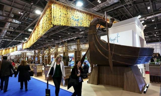 United Group Expo   Egypt winner of best booth design at